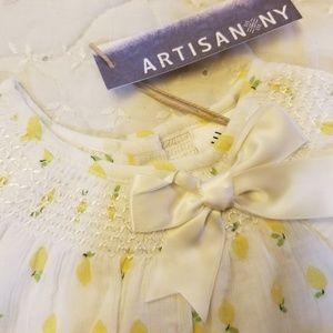 Artisan Ny Matching Sets - Baby girls summer outfit